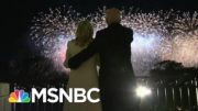 Will Biden's Inaugural Call For Unity In A Divided Nation Endure? | The 11th Hour | MSNBC 2