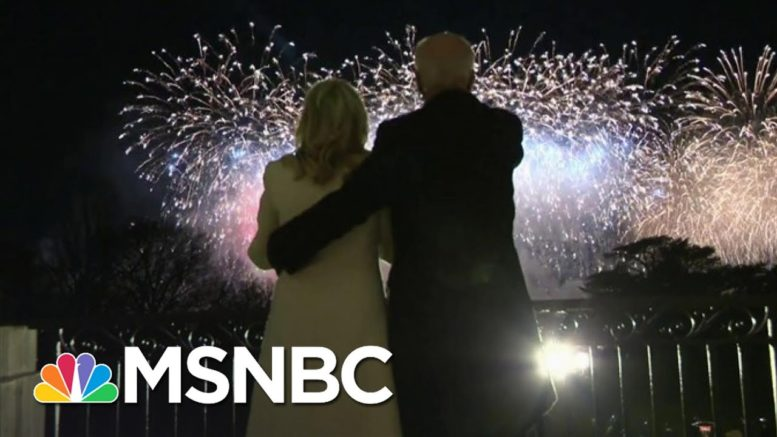 Will Biden's Inaugural Call For Unity In A Divided Nation Endure? | The 11th Hour | MSNBC 1