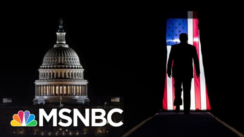 GOP's Future: A Rejection Of Trump Or The QAnon Coalition? | The 11th Hour | MSNBC 1