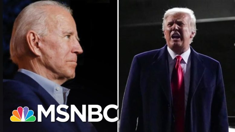 Biden Moves To Boost Economy, Trump May Have New Legal Woes | The 11th Hour | MSNBC 1
