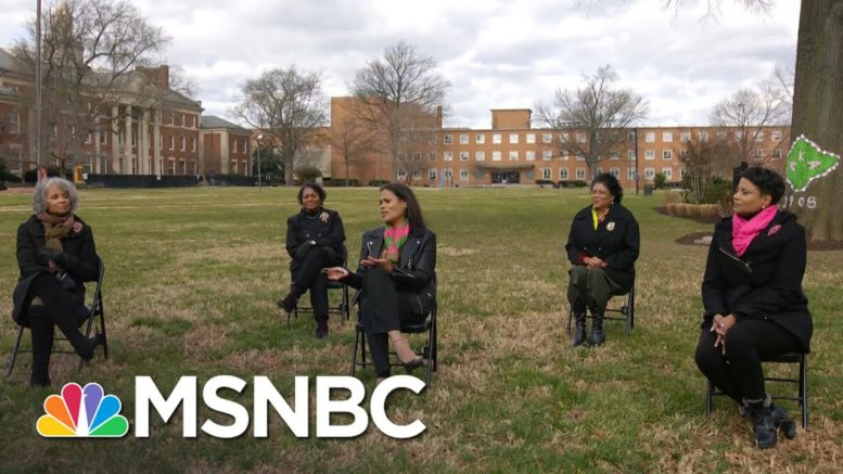 VP Harris' Sorority Sisters On Why They Think She's Suited For This Moment In American Politics 1