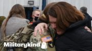 Soldier follows in Army mom's footsteps   Militarykind 4