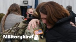 Soldier follows in Army mom's footsteps | Militarykind 3