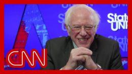 Bernie Sanders reacts to viral mitten memes 6