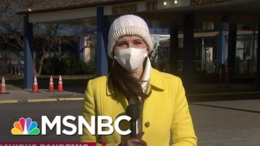 States Struggle To Keep Up With Vaccine Demand | MSNBC 6