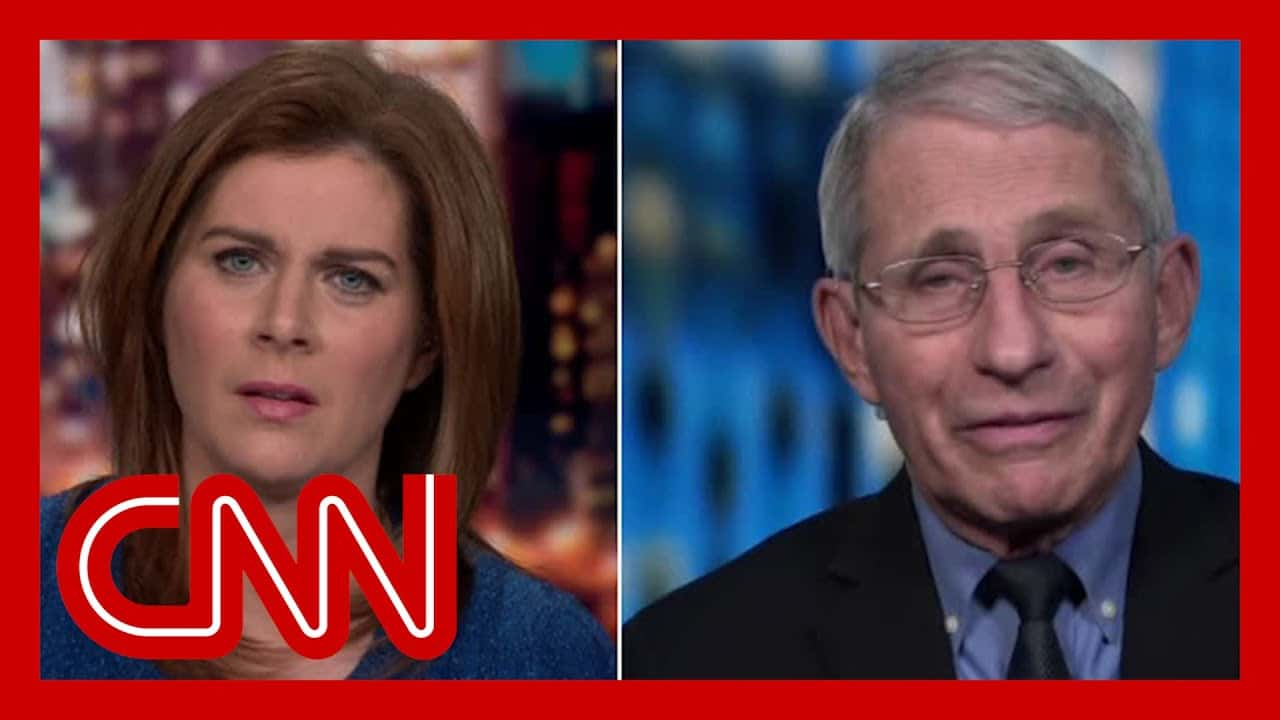 Dr. Fauci discusses threats against wife and children 9