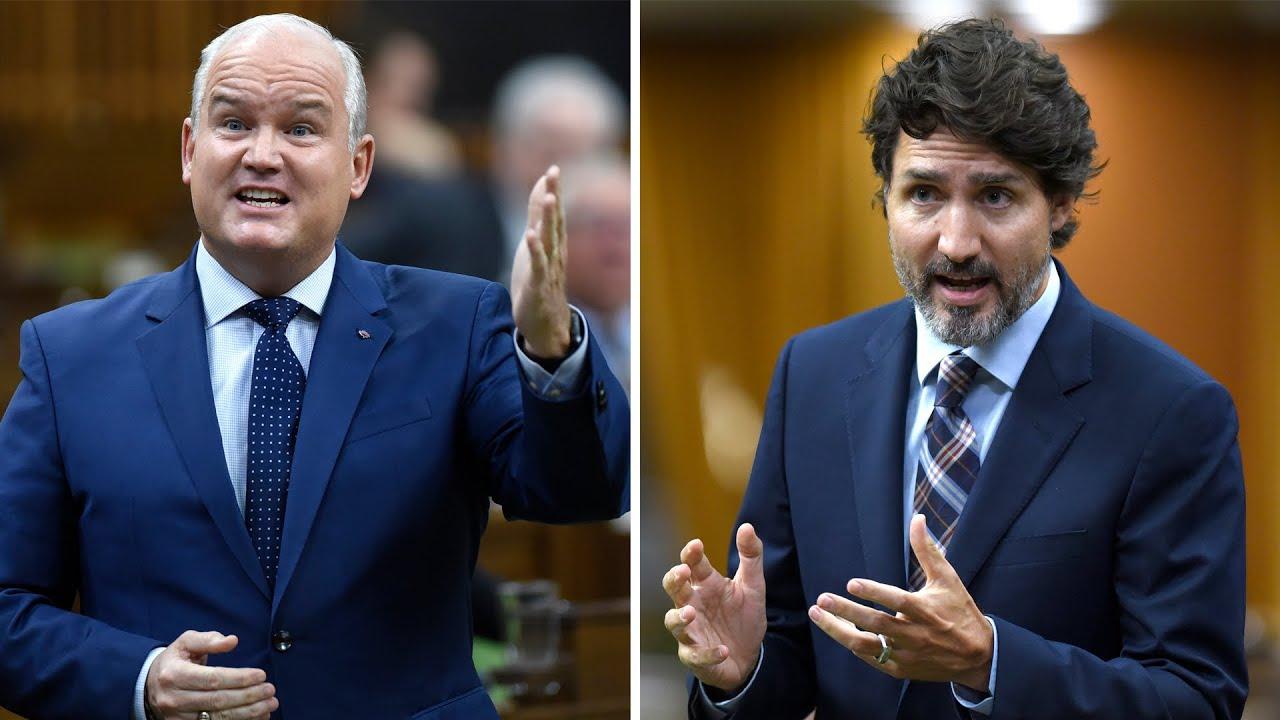 Trudeau and O'Toole square off over Keystone pipeline, COVID-19 response 3