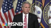 Rep. McCarthy Appears To Walk Back Trump Criticism | Morning Joe | MSNBC 2