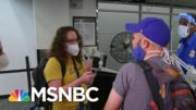 Biden To Impose Travel Ban, Reinstate Travel Restrictions | Morning Joe | MSNBC 5