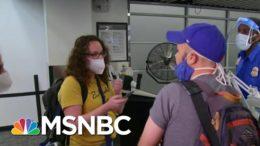 Biden To Impose Travel Ban, Reinstate Travel Restrictions | Morning Joe | MSNBC 6
