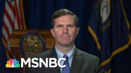 Gov. Andy Beshear: 'Now Is The Time To Help Our People Get Through This' | Craig Melvin | MSNBC 5