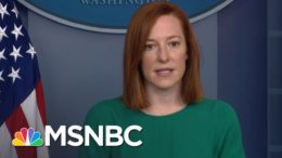 White House Announces Ongoing 'Science-Led' Covid Briefings Starting Wednesday | MSNBC 4