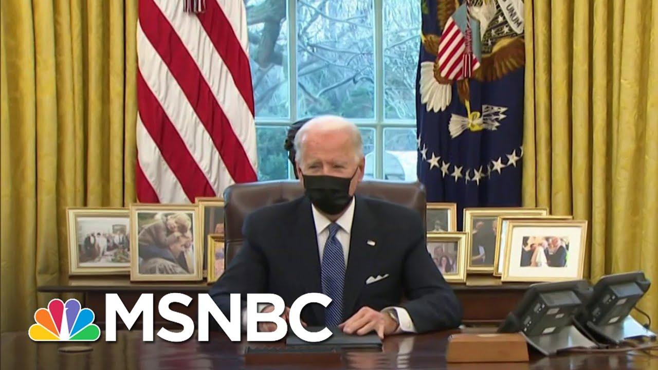 President Biden Inherits A Host Of International Relations Challenges | Ayman Mohyeldin | MSNBC 9