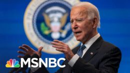 Biden Says All Americans Can Get Covid Vaccine By 'This Spring' | MSNBC 3