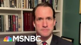 Congressman Himes: 'You Can't Defend What The President Did' On Jan 6th   Deadline   MSNBC 4