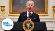 President Biden signs an executive order and delivers remarks on manufacturing | USA TODAY 3