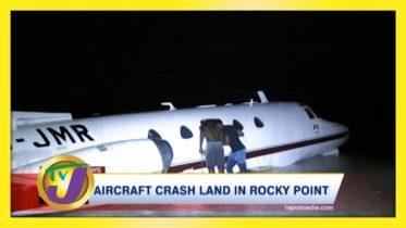 Aircraft Crash Land in Rocky Point Jamaica - January 24 2020 6