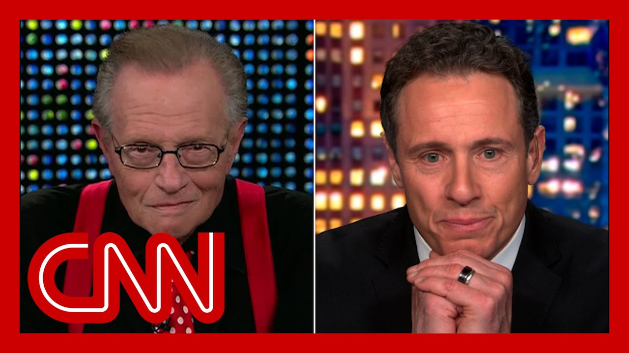Watch Chris Cuomo's emotional tribute to Larry King 5