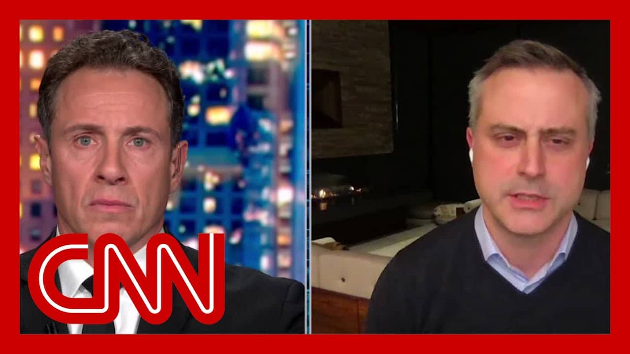 'We have no choice' - Dominion CEO to Chris Cuomo on why the company is filing defamation lawsuits 4