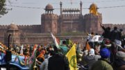 'Tractor rally' takes protest over farm law to New Delhi 5