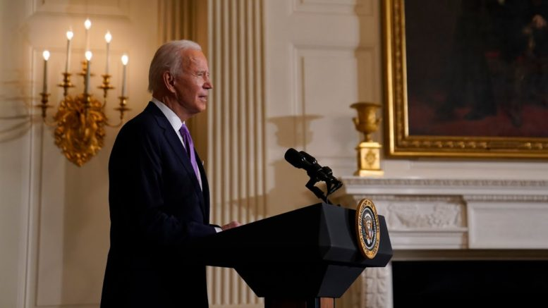 "Biden: ""We have never lived up to the founding principles of this nation, to state the obvious"" 1"
