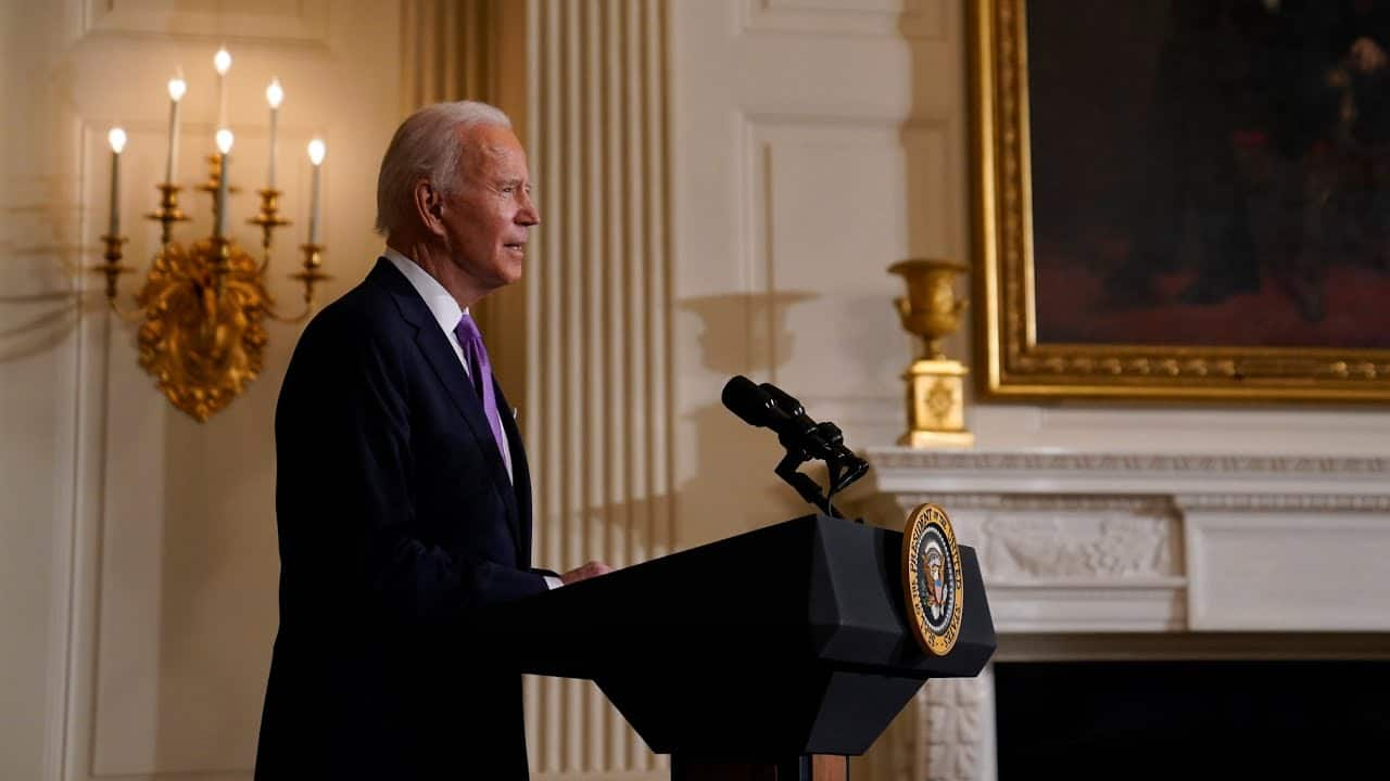 """Biden: """"We have never lived up to the founding principles of this nation, to state the obvious"""" 6"""