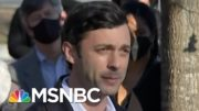 Jon Ossoff: 'Georgia Voters Have Never Had More Power Than You Have Today' | MSNBC 4