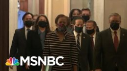 House Delivers Impeachment Article; Senators To Swear In As Jurors | Morning Joe | MSNBC 7