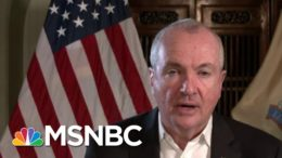 Gov. Murphy: NJ 'Slowly But Surely' Getting To A Better Place | Morning Joe | MSNBC 4