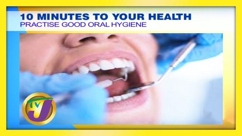 Practice Good Oral Hygiene with Dr. Sharon Robinson - December 31 2020 1