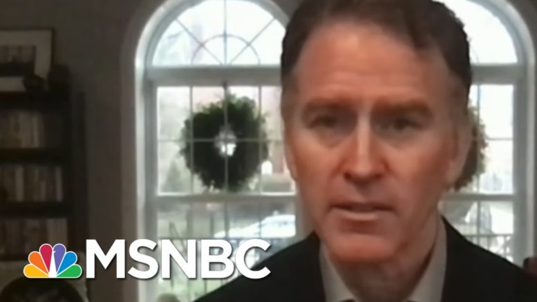 Steve Inskeep Places Georgia Runoff In Historical Context | Morning Joe | MSNBC 1