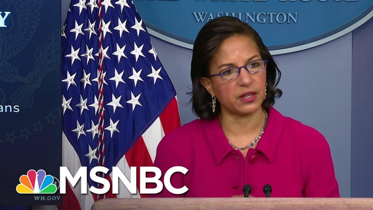 Susan Rice On Biden's Plan For Racial Inequity: 'Investing In Equity Is Good For Economic Growth' 1