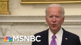 Biden To Sign Executive Actions On Racial Equity | MTP Daily | MSNBC 2