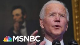 Biden Orders 200 Million Additional Doses Of Covid-19 Vaccine To Be Delivered By Summer | MSNBC 1