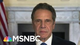 Gov. Cuomo: 'Incompetent Government Kills People' | Deadline | MSNBC 2