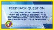 TVJ News: Feedback Question - January 25 2021 4