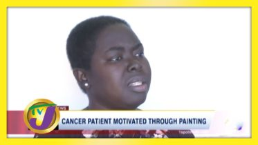 Cancer Patient Motivated Through Painting - January 25 2021 6