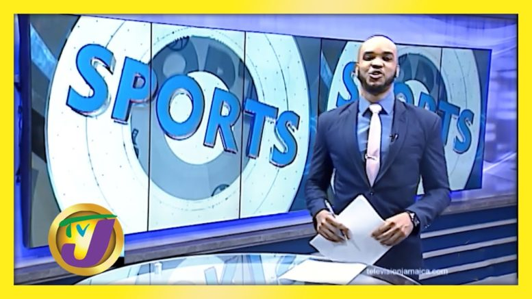TVJ Sports News: Headlines - January 25 2021 1