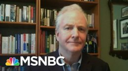 Sen. Chris Van Hollen: 'At The End Of The Day, The Results Will Not Change' | Craig Melvin | MSNBC 8