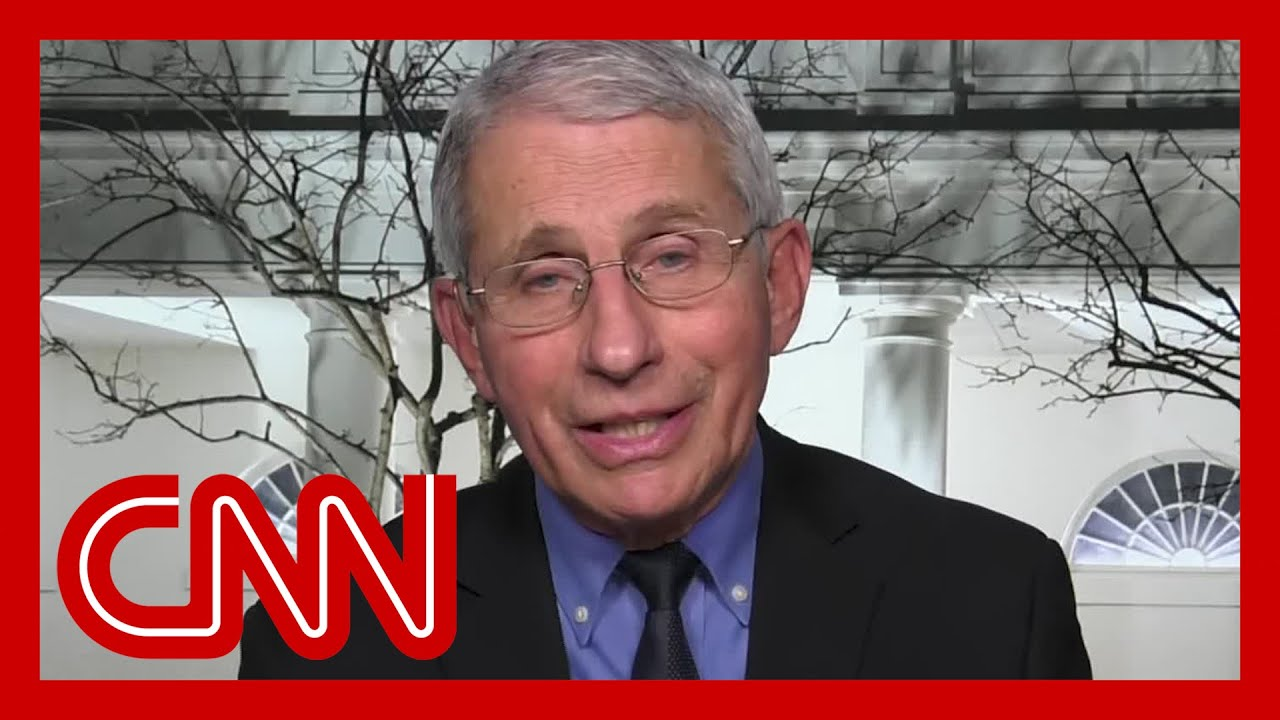 Dr. Fauci: Getting vaccine doesn't mean you have free pass to travel 6