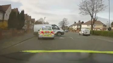 U.K. police used this manoeuvre to end a high-speed chase 10