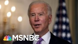 Biden Orders Vaccine Surge And Acts To Undo More Trump Policy | The 11th Hour | MSNBC 1