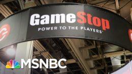 Reddit Traders Drive Up Gamestop, AMC Stock | Katy Tur | MSNBC 9