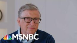 'Damaging': Bill Gates Warns Against Dangerous Vaccine Misinformation | The Beat With Ari Melber 6