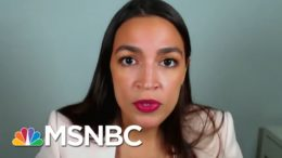 AOC: There Are 'Legitimate White Supremacist Sympathizers' At Core Of House GOP | All In | MSNBC 9
