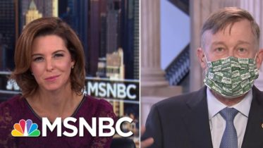 Sen. Hickenlooper: 'We Don't Have Time For This Craziness' | Stephanie Ruhle | MSNBC 6