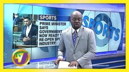 PM Clears Way for Return of Local Sports in Jamaica - January 26 2021 4