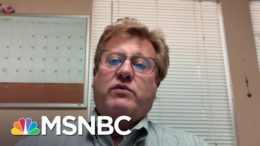Texas Pharmacy Owner: 'I Don't Know Why We're Not Getting More' Doses | Katy Tur | MSNBC 8