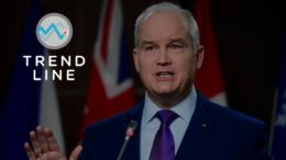 O'Toole's popularity has risen after removing Sloan from the Conservative Party | TREND LINE 9