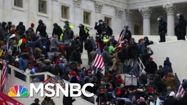 Police Suffer From Debilitating Injuries After Capitol Riot | Morning Joe | MSNBC 6
